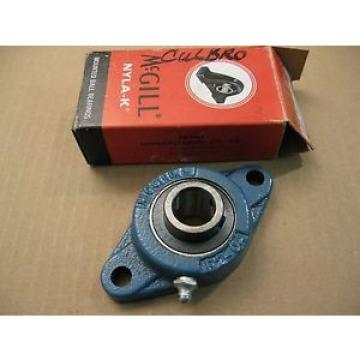 "McGill FC2-25-3/4  2 Bolt Flange Bearing, 3/4"" Bore"