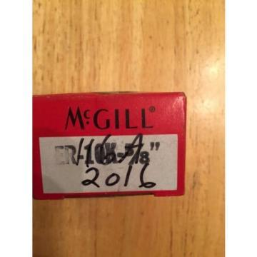 """Unused McGill ER10K 5/8"""" Ball Bearing"""