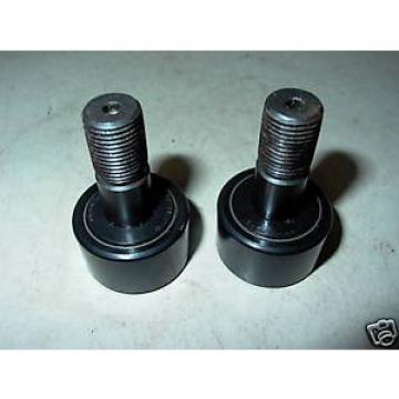 LOT OF TWO McGILL CAM BEARING SLOTTED HEAD