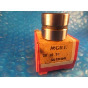 McGill GR10SS, GR10 SS, Guiderol® Center-Guided Needle Roller Bearing