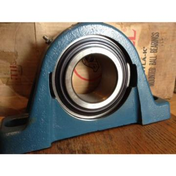"New McGill Nyla-k MB-35-3 Pillow Block Bearing 3"" Mcgill Pillow Block"