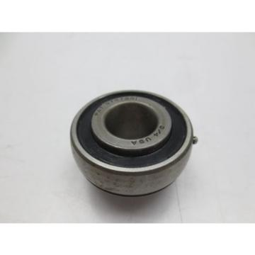 "MCGILL MB 25-3/4 BALL BEARING INSERT, 3/4"" ID x 1-7/8"" OD x 5/8"" W"