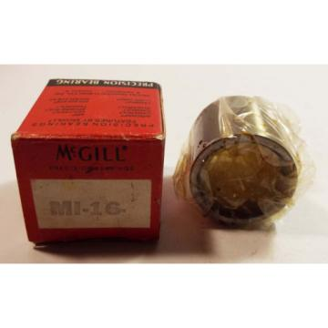 4 NEW MCGILL MI-16 INNER RACE BEARINGS