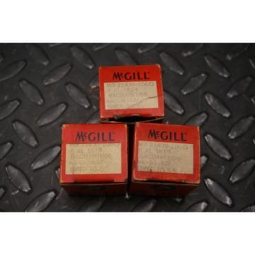 3 - McGill 6AL1618 Aircraft Bearing MS21439-106G