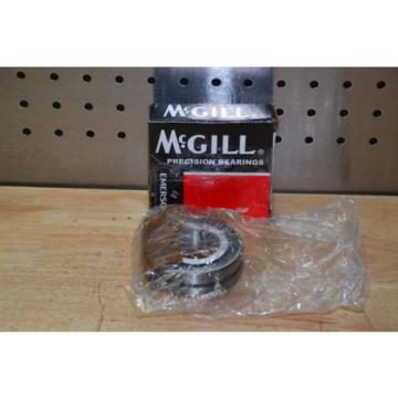 McGill Precision Bearing Sphere-Rol w/NYLAPLATE Seal SB22207W33S  NEW