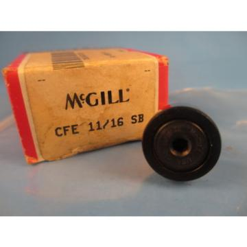 "McGill CFE 11/16"" SB, CFE  11/16 "" SB CAMROL® Cam Follower Bearing"