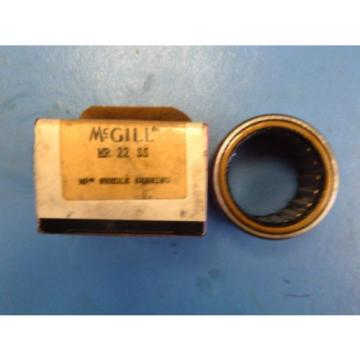 McGill Precision Bearing MR-22-SS