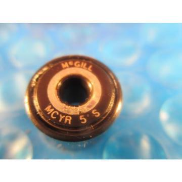 McGill MCYR5 S, MCYR 5 S, 5 mm Metric Cam Yoke Roller