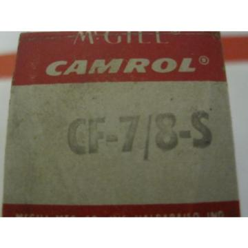 McGill Roller Bearing CF-7/8-S