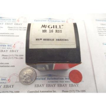 Mc.Gill MR16RSS Bearing/Bearings