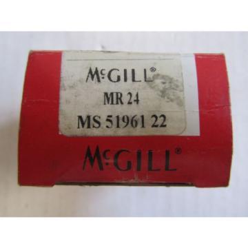 McGill Precision Needle Bearings #MR24 MS51961 22 NIB