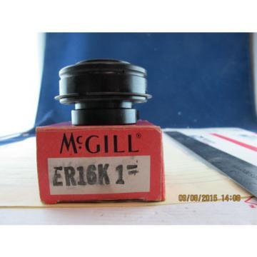 """MCGILL ER-16K 1"""" Bearing ER16K1"""