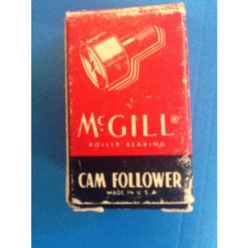 **MCGILL** CAM FOLLOWER (ROLLER BEARING) CF-1/2-N-S, FREE SHIPPING!!