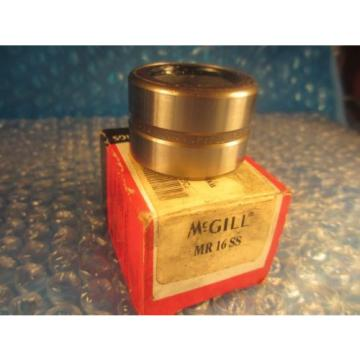 McGill MR 16 SS, MR16 SS CAGEROL Needle Roller Bearing
