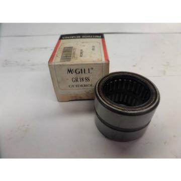 McGill Needle Bearing GR 18 SS GR18SS New