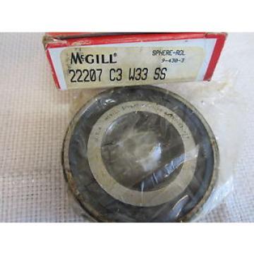 MCGILL 22207 C3 W33 SS BEARING