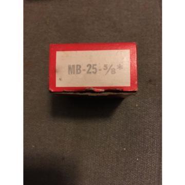 """McGill MB25-5/8 Bearing 5/8""""  NEW (S17RAL)"""