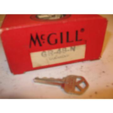 McGill Precision Bearings GR 48 N Bearing - GR48N