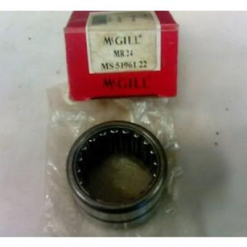 1 NIB McGill MR 24 (MS51961-22)Needle Bearing (NEW)
