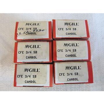 MCGILL CFE ¾ SB CAMROL (6 PCS)