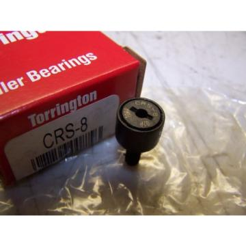 NEW MCGILL CRS-8 CAM FOLLOWER ROLLER BEARING REPLACES CF-1/2-N-S 1/2""