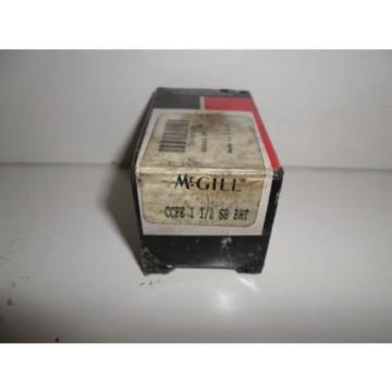 MCGILL CCFE-1-1/2-SB-BHT CAM FOLLOWER NEW IN BOX