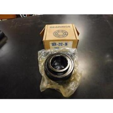 SER-212-36 NBR  BEARING McGILL ER-36 NEW OLD STOCK IN BOX