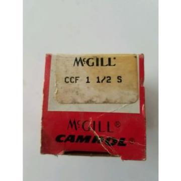 Mcgill CCF1-1/2-S Cam Follower Bearing