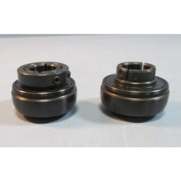 "Lot of 2 McGill Bearing Inserts KMB-45-5/8 5/8"" Bore NWOB"