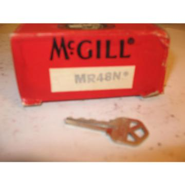 McGill Needle Bearing MR 48 N Roller Bearing - MS 51961-37 NEW MADE IN USA