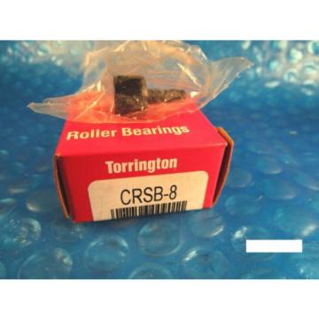 Torrington CRSB-8 Track Roller, Standard Stud (=2 KOYO,Timken, MCgILL CR 1/2 SB)