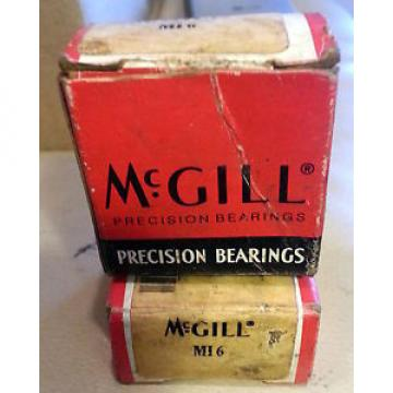 McGILL MI6 CAGEROL NEEDLE BEARING INNER RACE  - NEW - C241