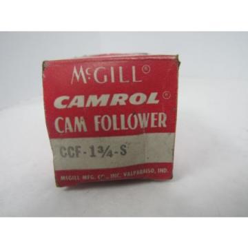 MCGILL CAM FOLLOWER BEARING CCF-1 /34-S