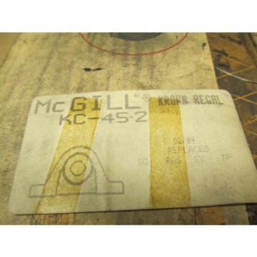 1 NIB MCGILL KC452 KC-452 KC-45-2 PILLOW BLOCK
