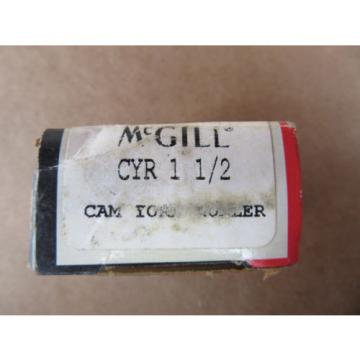 McGill CYR1-1/2 Can Yoke Roller P/N 49032411 NEW!!! in Box Free Shipping