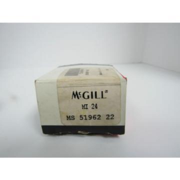 MCGILL INNER RACE BEARING MI 24/ MS 51962 22