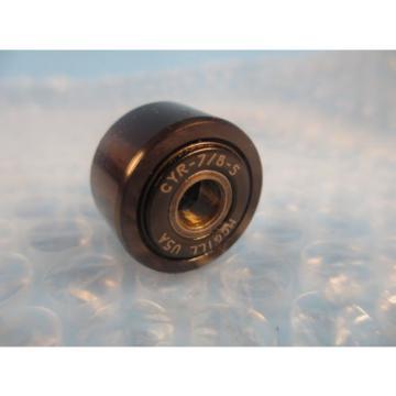 McGill  CYR7/8 S, CYR 7/8 S, Yoke Roller; Needle Bearing Type
