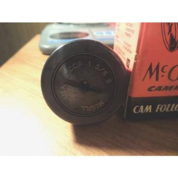 McGill Camrol Cam Follower Bearing CCF 1 5/8 S CCF158S New