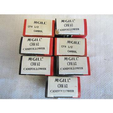 MCGILL CFH ½ CAMFOLLOWER (7 PCS)