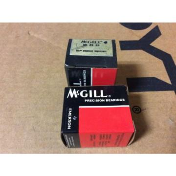 2-McGILL bearings#MR 20 SS ,Free shipping lower 48, 30 day warranty!