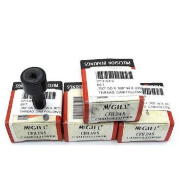 LOT OF 4 NIB MCGILL CFH 3/4 S CAM FOLLOWERS CFH34S