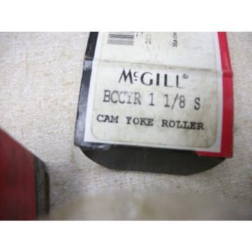 McGill BCCYR 1 1/8 S