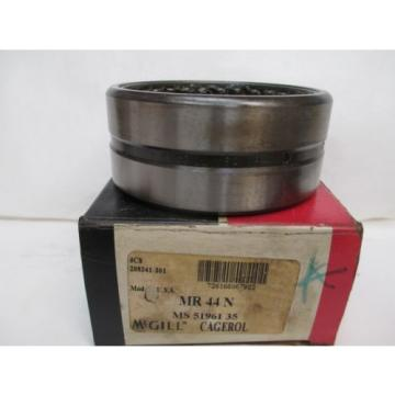 NEW MCGILL CAGEROL NEEDLE BEARING MR-44-N MR44N MS51961-35