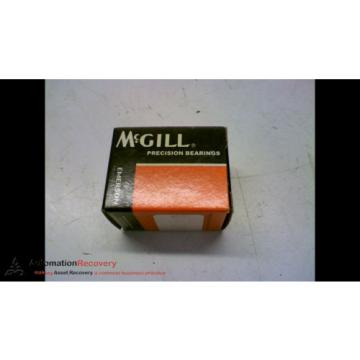 MCGILL GR 18 RSS GUIDEROL BEARING DOUBLE SEAL WITH BOTH SEAL LIPS, NEW #162301