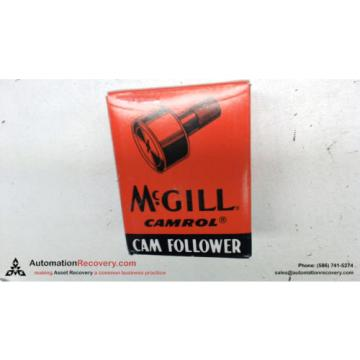 MCGILL MCFR72S  CAMFOLLOWER BEARINGS 72MM DIAMETER, NEW #108723
