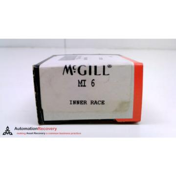 "MCGILL MI 6 - PACK OF 4 - NEEDLE ROLLER BEARING  3/8"" X 5/8"" X 25.7MM, N #216238"