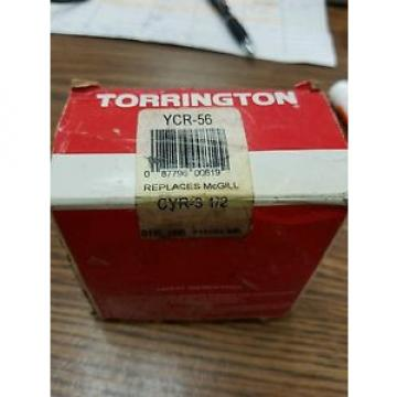 NEW TORRINGTON Cam Yoke Roller YCR-56 MCGILL CYR3-1/2S