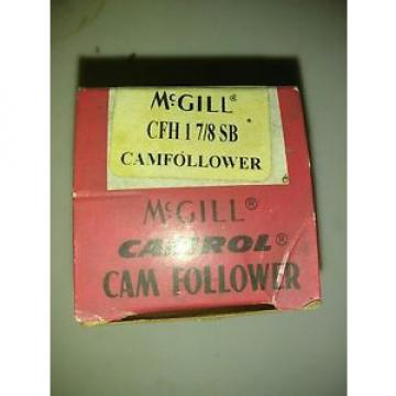 CFH1 7/8SB Mcgill New Cam Follower