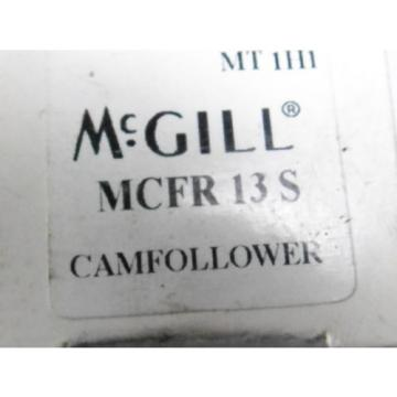McGill MCFR13S Cam Follower ! NEW !