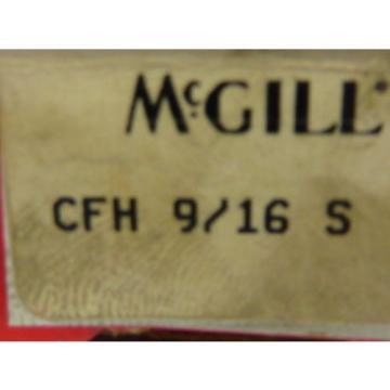 McGill CFH-9/16-S Cam Follower ! NEW !